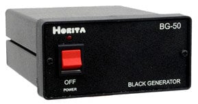 Horita Bg 50 Multiple Output Black Generator BG50