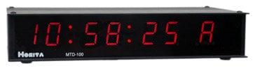 Horita MTD-100 Time Code Time/Date LED Display MTD-100