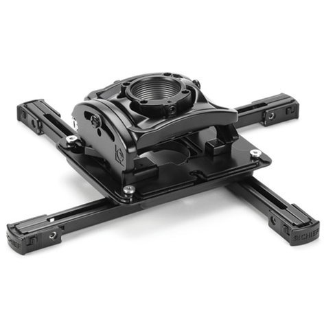 Chief Manufacturing RPMAU RPA Elite Universal Projector Mount with Keyed Locking in Black - A Version RPMAU