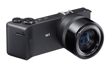 Sigma C82900 29mp Foveon X3 Quattro Cmos Image Sensor With 50mm F 2 8 Lens Full Compass Systems