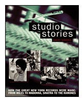 Hal Leonard 00331249 Studio Stories - How the Great New York Records Were Made - Book 00331249