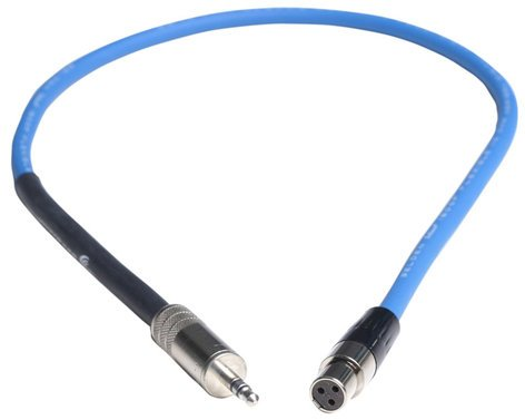 "Sound Devices XL-3 3.5mm to TA3F Link Cable, 12""  XL-3"