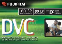 Fuji DVC-60 DVC, 60 Minutes DVC-60