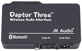 JK Audio DAP3 Wireless Audio Interface, Bluetooth DAP3-JK-AUDIO