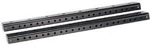 Odyssey ARR10 Rack Rails, 10 Spaces (Pair) ARR10