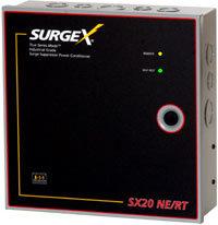 SurgeX SX20-NE/RT Power Conditioner w/ Remote On SX20-NE/RT
