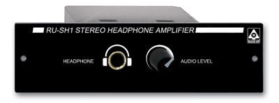 RDL RU-SH1 Stereo Headphone Amplifier RU-SH1