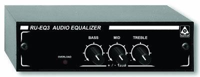 Radio Design Labs RU-EQ3 3-Band Equalizer RUEQ3