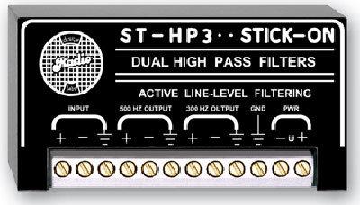 Radio Design Labs ST-HP3 High Pass Filter - 300 Hz & 500 Hz STHP3