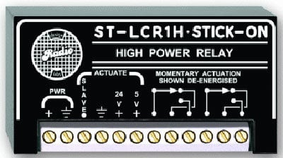 Radio Design Labs ST-LCR1H High-Power Logic Controlled Relay STLCR1H