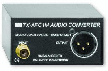 Radio Design Labs TX-AFC1M Unbalanced to Balanced Audio Converter TXAFC1M