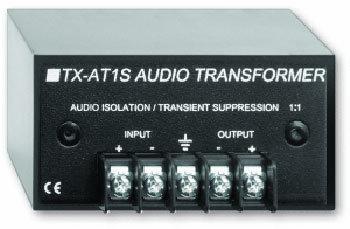 Radio Design Labs TX-AT1S Audio Isolation Transformer with Suppression TXAT1S