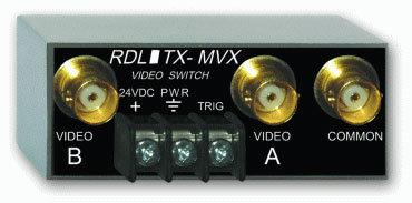 Radio Design Labs TX-MVX Manual Remote-Controlled Video Switch TXMVX
