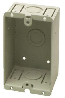 Radio Design Labs WB-1U Single-Gang Universal Wall Box WB-1U