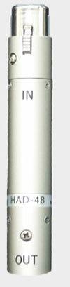 Sanken HAD-48  Mic Preamp for Dynamic Mic  HAD-48