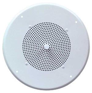 """Speco Technologies G86TCG 8"""" ceiling speaker w/VC  G86TCG"""