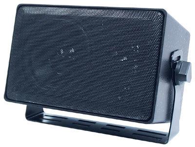 "Speco Technologies DMS3TS 3-Way 4"" Mini Weather Resistant Outdoor Speaker DMS3TS"