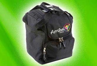"Arriba Cases AC-115 Lighting Bag, 9.5"" x 9.5"" x 13"" AC-115"