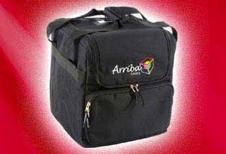 "Arriba Cases AC-125 Mobile Lighting Bag, 13"" x 13"" x 14"" AC-125"