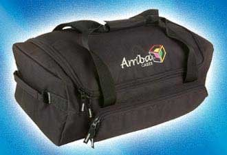 """Arriba AC-135 Lighting Bag for Compact Intelligent Scanner Style, 19.5"""" x 10.5"""" x 7.5"""" AC-135"""