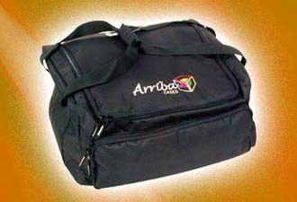 "Arriba Cases AC-155 Mobile Lighting Case, Avenger/Derby Style, 17"" x 17"" x 8.5"" AC-155"