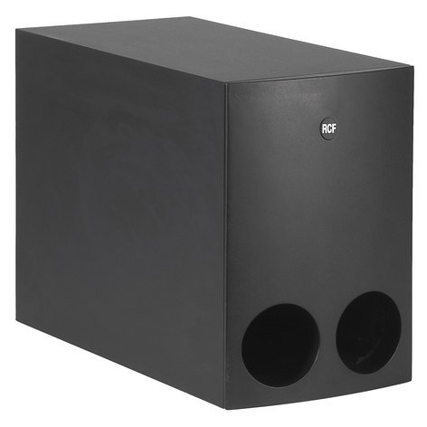RCF MQ90S-W diffusore bianco subwoofer  band pass 60W RMS 16 Ω 130.00.098