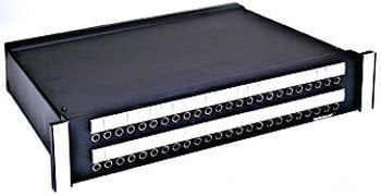 Switchcraft MTP48K3NS  Patch Panel Military 48pt  MTP48K3NS