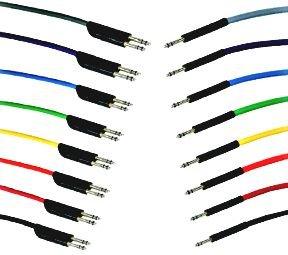 Switchcraft TT2Y Digital Patch Cable 2ft TT YEL  TT2Y