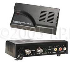 TecNec 203-101 RF Modulator, F/Channels 3-4  203-101
