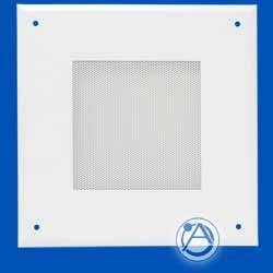 Atlas Sound L20-101 Grille for Atlas APF Series, Square, Recessed L20-101