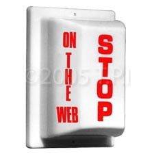 TecNec FSL6 3 SIDED SIGN/ On The Web  FSL6