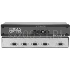 OCEAN MATRIX OMX-4012 4x1 VGA/XGA Switcher OMX-4012