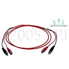 TecNec P/2P-2P-50 Cable Dual RCA/Dual RCA M 50`  P/2P-2P-50