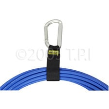 TecNec RIP-9C2RD Cable Carrier, Red  RIP-9C2RD