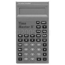 TecNec TMR1 Time Calculator  TMR1