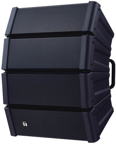 TOA HX-5B WP 600W Weatherproof Variable Dispersion Speaker in Black HX5B-WP