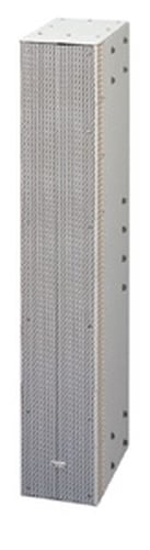 TOA SR-S4LWP 600W Weather-Resistant Slim Long-Throw Line Array in White SR-S4LWP