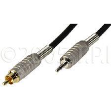 TecNec SC6MR 6Ft Mini(M) to RCA(M) Cable  SC6MR