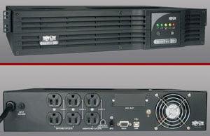 Tripp Lite SMART1000RM2U UPS power system SMART1000RM2U