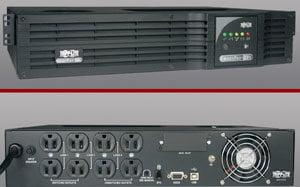 Tripp Lite SMART1500RM2U UPS power system SMART1500RM2U