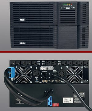 Tripp Lite SMART5000RT3U UPS Power System  SMART5000RT3U