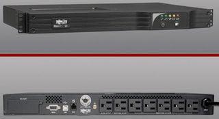 Tripp Lite SMART500RT1U 6 Outlet UPS  SMART500RT1U