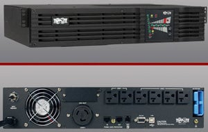 Tripp Lite SU2200RTXL2UA UPS Power System 2200VA  SU2200RTXL2UA