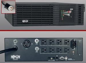 Tripp Lite SU3000RTXR3U UPS System High Power 3000VA  SU3000RTXR3U