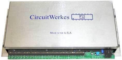Circuitwerkes DR10 Dial Up Remote Control DR10