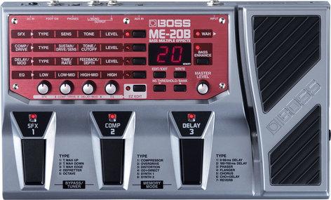 Boss ME-20B Bass Mutliple Effects ME-20B
