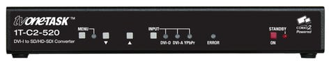 TV One 1T-C2-520 CORIO2 DVI-I to SD/HD-SDI Converter 1T-C2-520