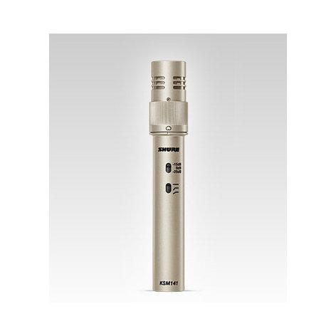 Shure KSM141/SL Dual Pattern Condenser Microphone KSM141/SL
