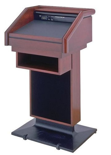 Soundcraft Systems LE1R Lectern One Solid Dark Cherry  LE1R