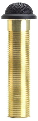 Shure MX395B/C Microflex Low-Profile Cardioid Boundary Microphone MX395B/C
